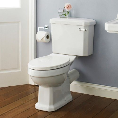 Rockingham Close Coupled Toilet (Seat Not Included)